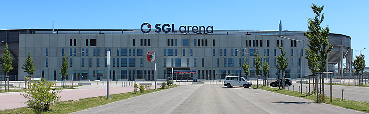 SGL-Arena - Photo: merk+partner 2012