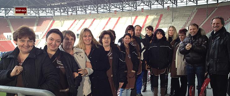 Hygieneschulung RiNo SGL-Arena