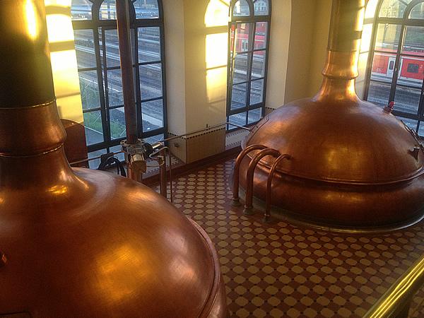 BierKult(o)ur - Brauereiführung