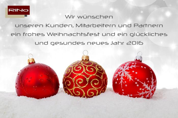 Weihnachtsgruß 2015