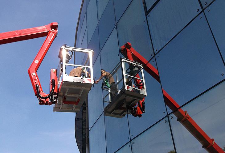 RiNo Fassadenreinigung