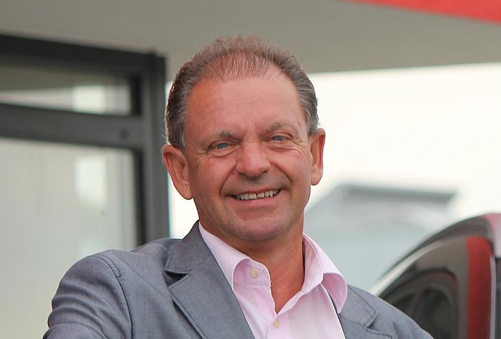 Geschäftsführer Werner Ringler